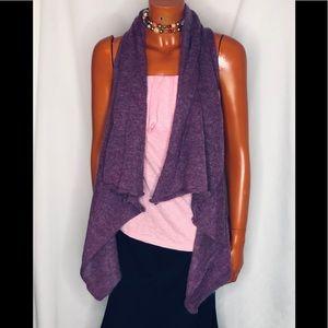 Motivi Made in Italy Designer shoulderwrap vest